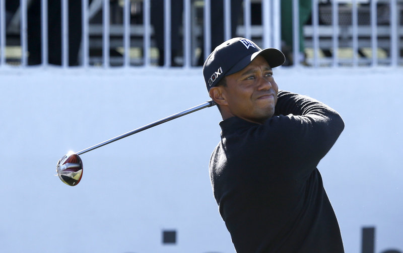 Tiger Woods has won five tournaments this year, but no majors, entering this week's Tour Championship. A sixth win would likely give him his 11th career Player of the Year award.