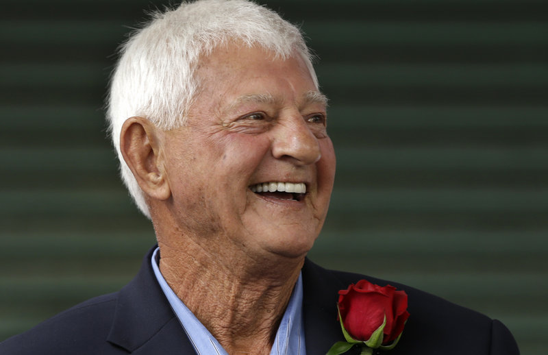 Carl Yastrzemski sees similarities between the 1967 pennant winners and this year's Red Sox.