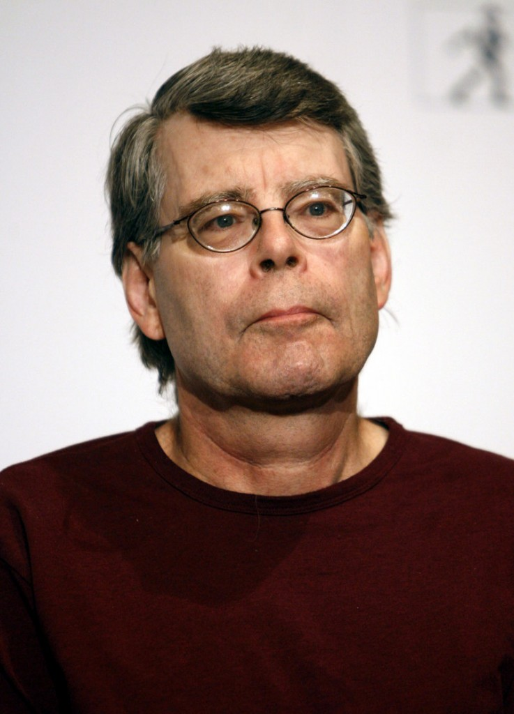 Stephen King says in his author's note: