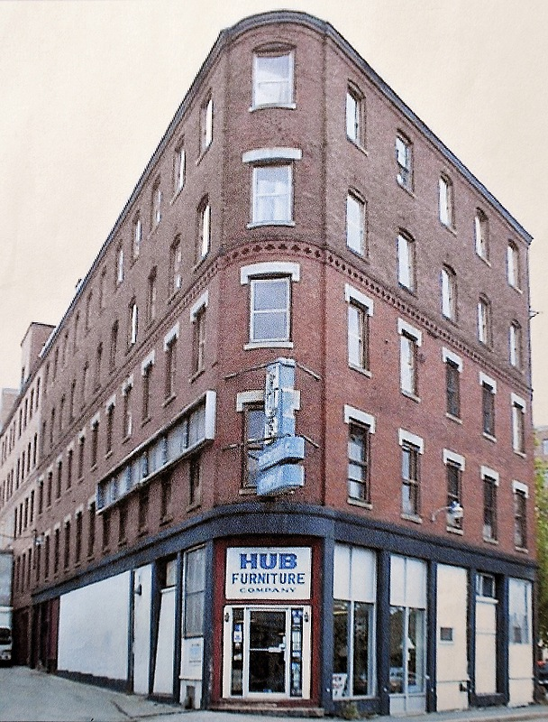Hub Furniture recently celebrated its 100th year in downtown Portland.