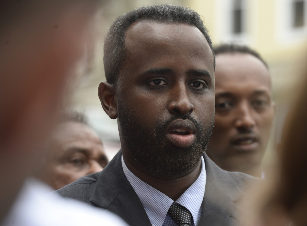 Abdullahi Ahmed, an earth science teacher at Deering High School in Portland, will teach what is believed to be the first Arabic language class in a public school in Maine.