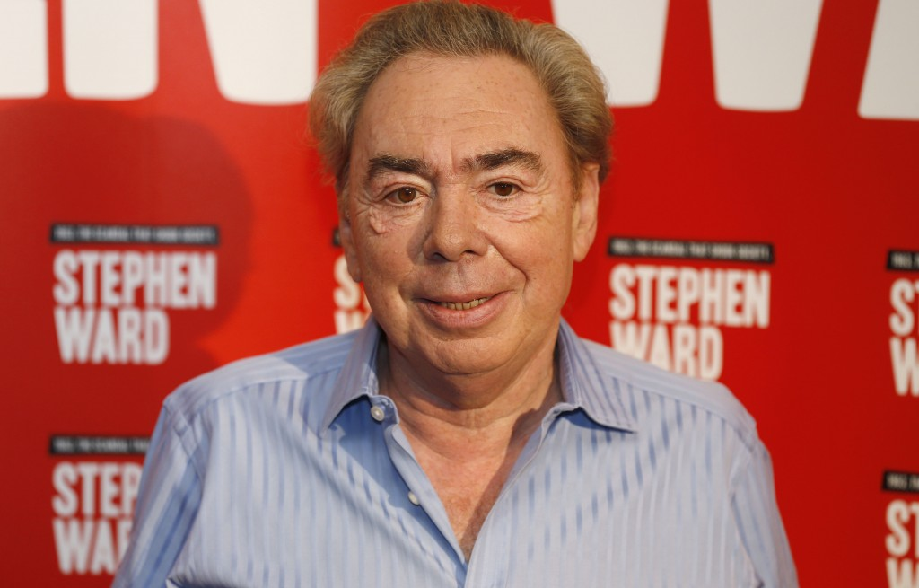 "Andrew Lloyd Webber based his latest musical, ""Stephen Ward,"" on the real-life ""Profumo affair"" in 1960s Britain."