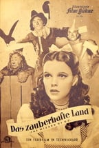 The cover of a program for the Austrian release of the movie