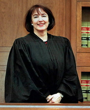 Nancy Gertner, a retired federal judge who teaches at Harvard Law School, will speak at 7:30 p.m. Monday at the Abromson Community Education Center on the USM campus in Portland.