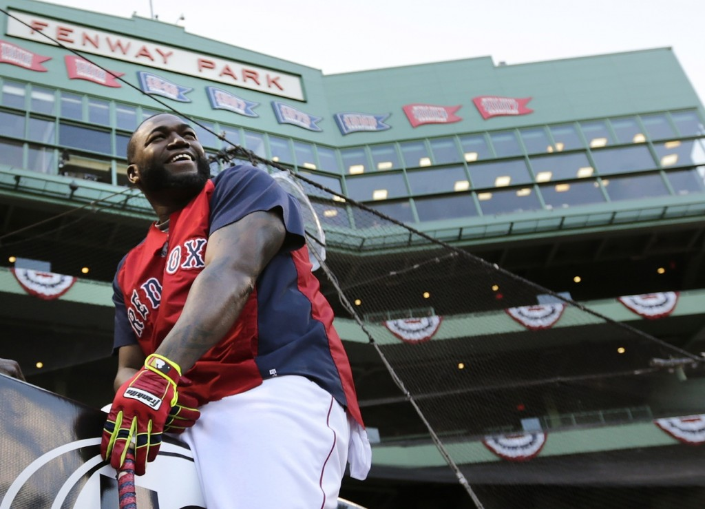 David Ortiz felt no pressure during a workout Friday at Fenway Park. Not a bit. Not with the Red Sox holding a 3-2 lead over Detroit heading into Game 6 on Saturday.
