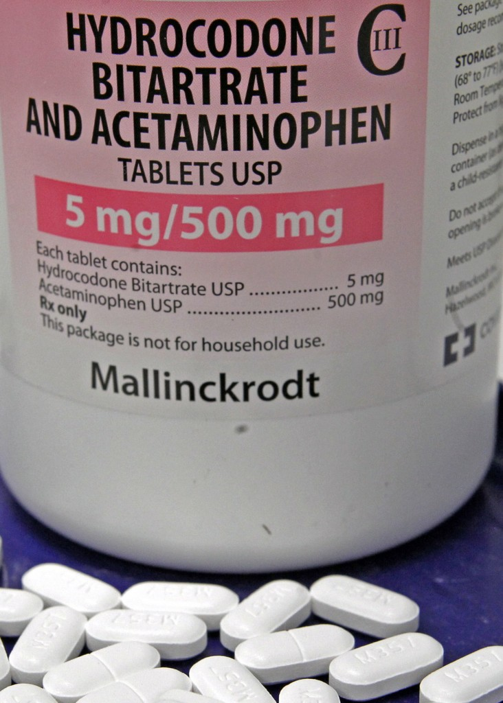 Hydrocodone pills have become the most widely prescribed drug in the U.S.