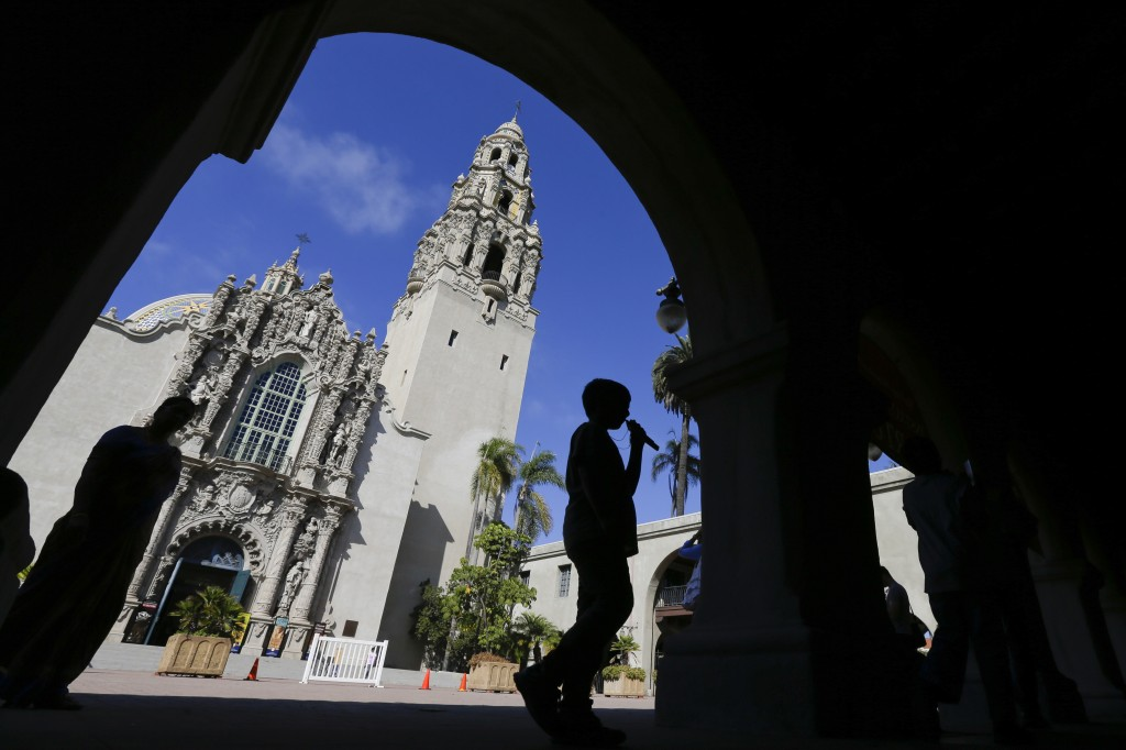 Balboa Park marks its 100th anniversary in 2015 with a host of festivities, although any day is worth a visit to the 1,200-acre urban oasis that is home to the San Diego Zoo.