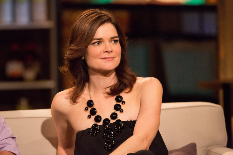 "Betsy Brandt played Marie Schrader in AMC's just-ended ""Breaking Bad."""