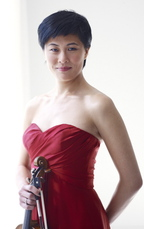 Violinist Jennifer Koh is a virtuoso but sometimes lacks the heroism gene for a memorable concerto.