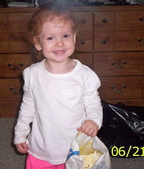 A June 21, 2013, photo shows Madelyn Negron, age 2, daughter of Jessica Joy and Raul Negron. Madelyn was found dead in her playpen in Westbrook on Monday, Aug. 5, 2013. Police are investigating.