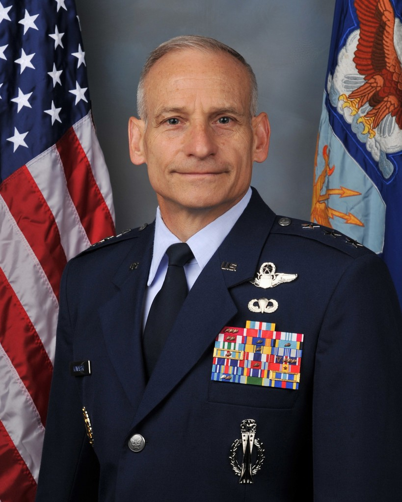 Lt. Gen. James M. Kowalski, the commander of Air Force Global Strike Command, is responsible for the entire force of 450 Minuteman 3 missiles, plus the Air Force's nuclear-capable bombers.