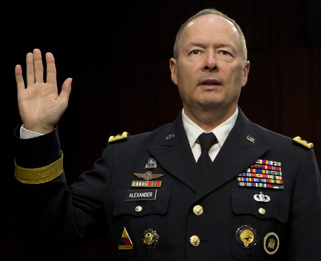 National Security Agency Director Gen. Keith Alexander oversees an agency that collects hundreds of thousands of email address books on a daily basis from top U.S. services like Gmail and Yahoo.