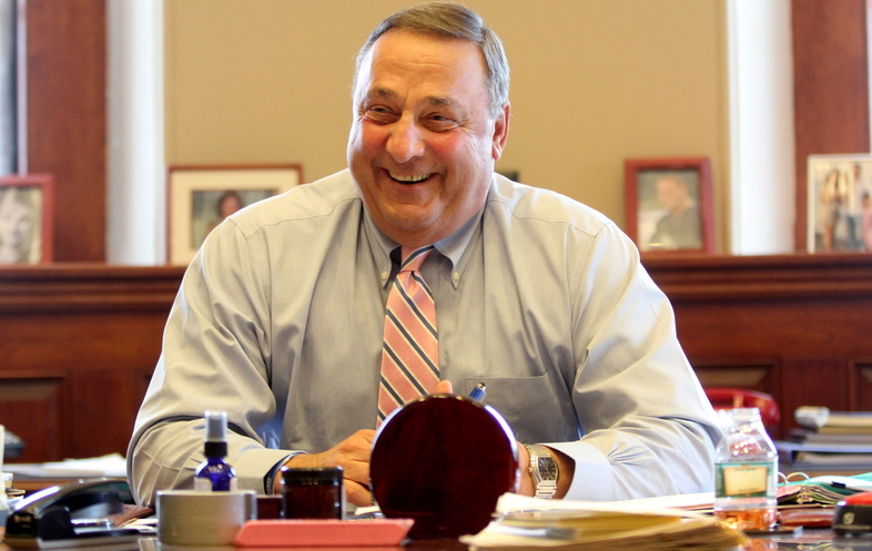 Gov. Paul LePage has emerged as an anti-politician with his disdain for the sometime necessary tact required of political leaders.