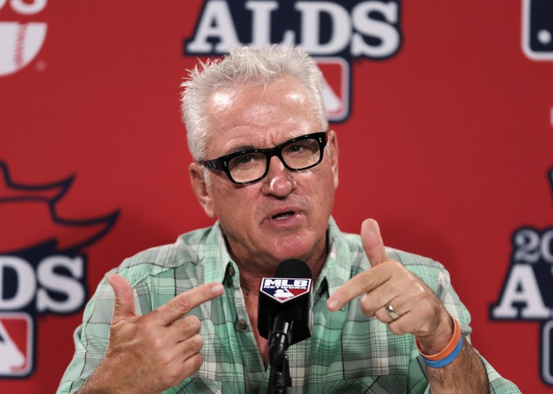 Tampa Bay Manager Joe Maddon saw his team win three straight must-have road games to reach Fenway.