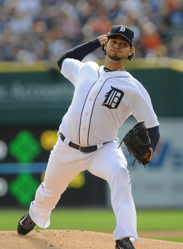 Anibal Sanchez dreamed of pitching in Boston while in the Red Sox organization. He'll be there Saturday night, but he'll be starting for the Detroit Tigers in Game 1 of the ALCS.
