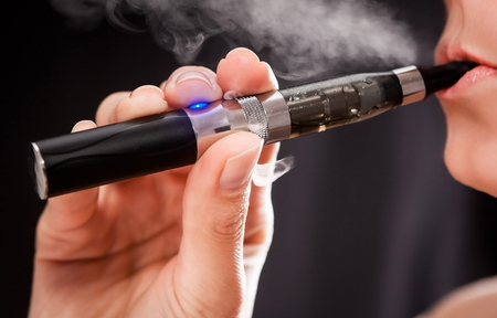 E-cigarettes heat liquid nicotine into an inhaled vapor, dissipating faster than cigarette smoke. So workers more worried about being seen than smelled puff e-cigarettes in empty offices and bathrooms, according to posts on the E-Cigarette Forum website.