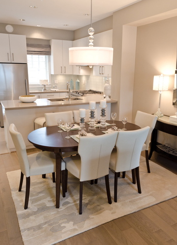 Rather than McMansions, buyers today want homes in which the spaces reflect the way they actually live their lives.