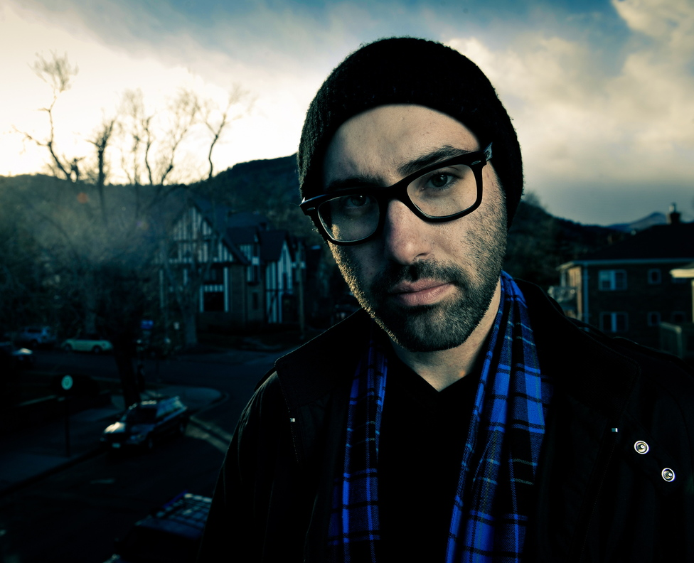 Electronic music producer Paper Diamond is at Port City Music Hall in Portland on Feb. 15.
