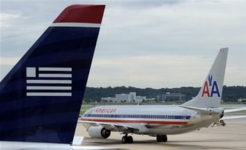 A merged American and US Airways will be slightly larger than its top competitors, United Airlines and Delta.