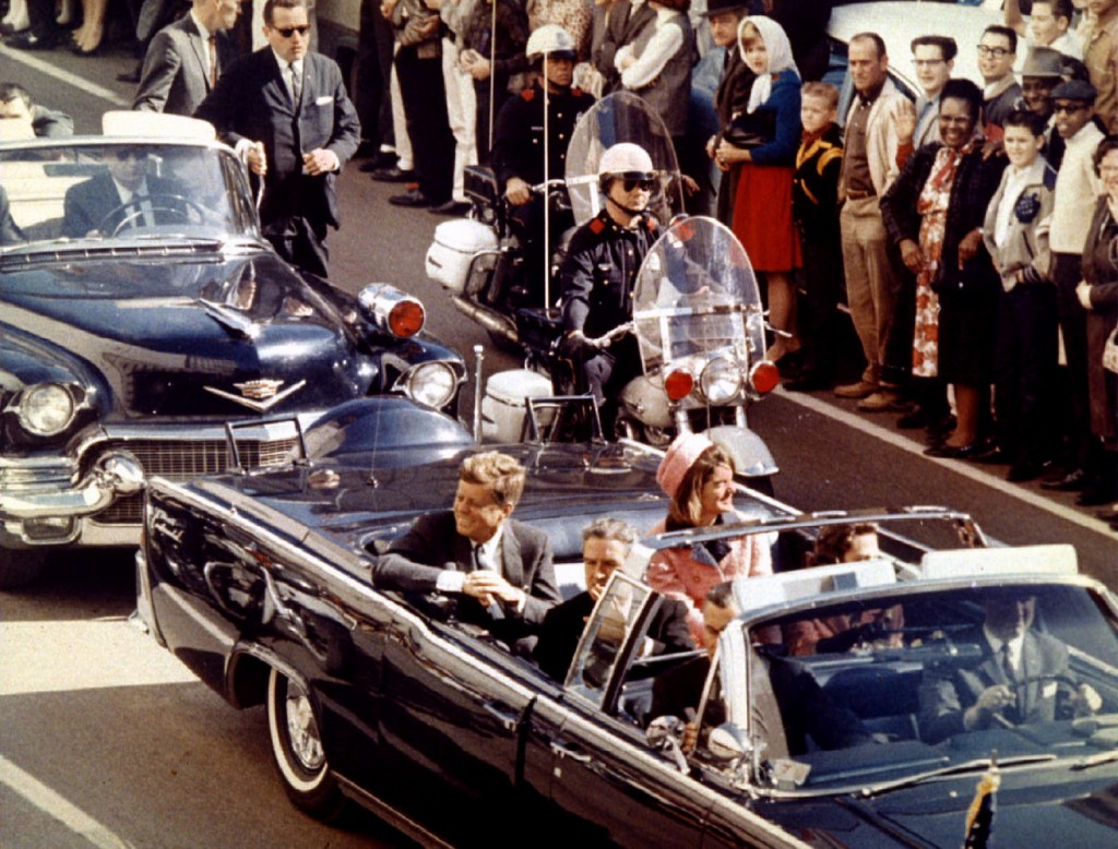 November 22, 1993 will mark the 30th anniversary of the assassination of President John F. Kennedy. President and Mrs. John F. Kennedy, and Texas Governor John Connally ride through Dallas moments before Kennedy was assassinated.