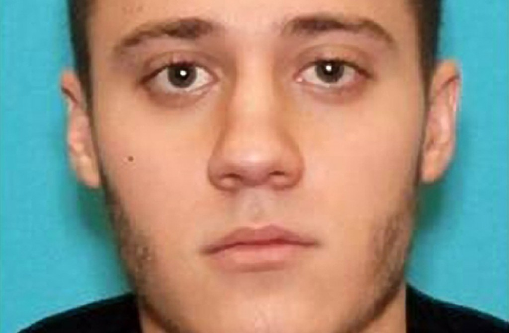 This photo provided by the FBI shows Paul Ciancia, 23. Authorities say Ciancia pulled a semi-automatic rifle from a bag and shot his way past a security checkpoint at the airport, killing a security officer and wounding other people. Ciancia was injured in a shootout and taken into custody, police said.