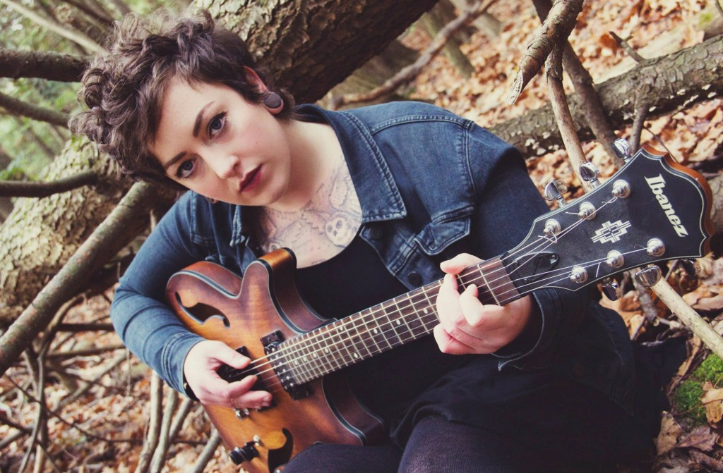 "Elizabeth Spookydawn Taillon, aka Starlight Cicada, will play songs from her new EP, ""The Mansion Demos,"" at The Oak and the Ax in Biddeford on Friday."