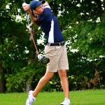 Jenna Hallett of Presque Isle, the Player of the Year in girls' golf, hopes to be back on the course next summer after undergoing surgery to reconstruct her left knee.