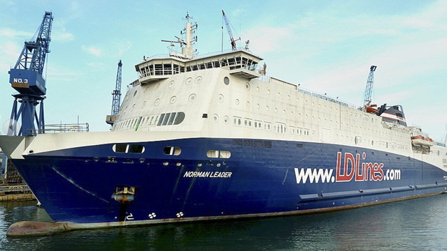 NEW FERRY: The 531-foot Nova Star will travel between Maine, Nova Scotia.