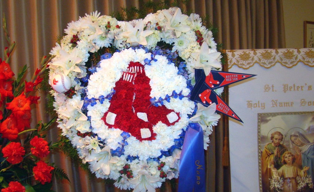 When Tony Bifulco died in August, his family wanted items at his funeral to reflect his passions, so they had wild mushrooms like the ones Bifulco foraged, his homemade wine and a wreath reflecting his love of the Red Sox, which began shortly after he emigrated from Italy to the U.S. in the late 1950s.
