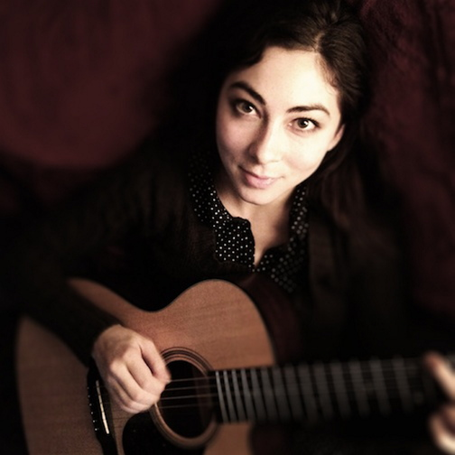 Singer-songwriter Heather Maloney is at One Longfellow Square in Portland on Friday.