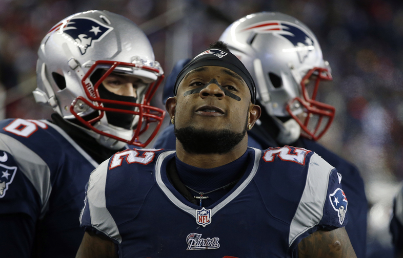 Stevan Ridley wanted to be an integral part of the New England Patriots' offense Sunday night. Instead he spent most of the game on the sideline, banished after his fumble was returned for a Denver Broncos touchdown.