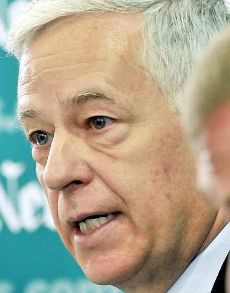 Rep. Mike Michaud has shown caring, commitment and hard work, says a former colleague who welcomes his candidacy.