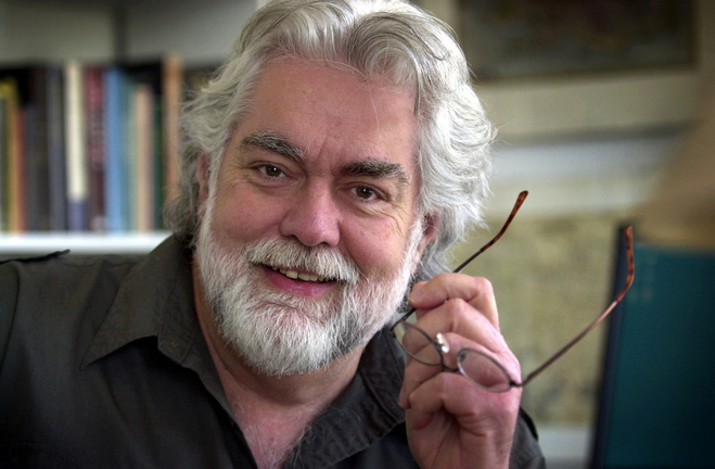 "Gunnar Hansen played ""Leatherface"" 30 years years ago in the movie ""Texas Chain Saw Massacre."""