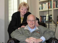 Former Vice President Dick Cheney and his wife, Lynne