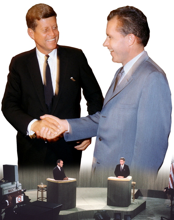 Commentary Nixon And Kennedy Were Friends Portland Press Herald