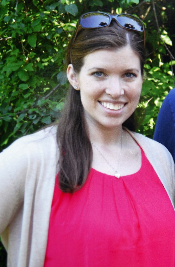 Danvers High School teacher Colleen Ritzeris seen in this undated photo provided by the family of Ritzer. Fourteen-year-old high school student Philip Chism was accused of killing Ritzer, a well-liked math teacher at Danvers High School, in Danvers, Mass., whose body was found in the woods behind the school.