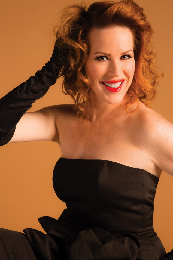"Molly Ringwald has starred in movies and on TV, written two books and this year released a jazz album, ""Except Sometimes."""
