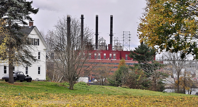 Many residents in Eliot say they have been harmed by pollution from the Schiller Station power plant that sits just across the Piscataqua River in Portsmouth, N.H. Federal regulators should honor the community's request and test the air in Eliot for pollution that has drifted over the border.