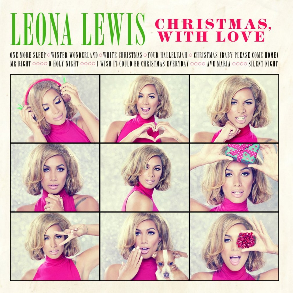"""""""Christmas with Love"""" by Leona Lewis"""
