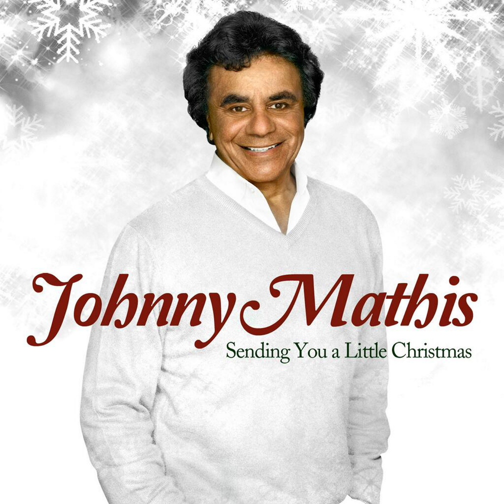 """""""Sending You a Little Christmas"""" by Johnny Mathis"""