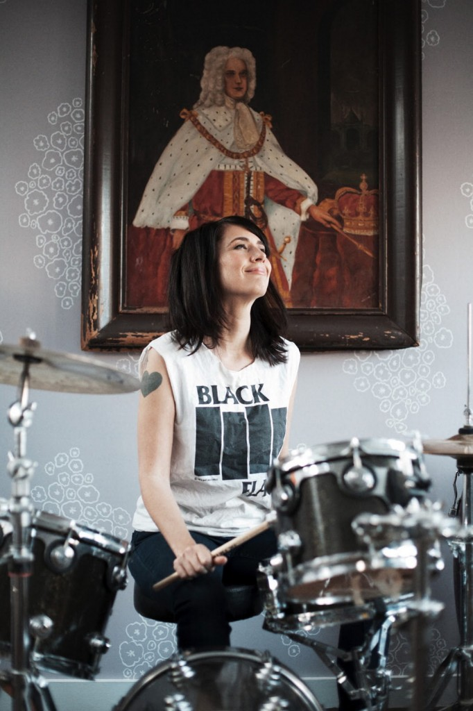 """""""The Punk Singer,"""" a documentary about Kathleen Hanna, will be screened at Space in Portland on Wednesday."""