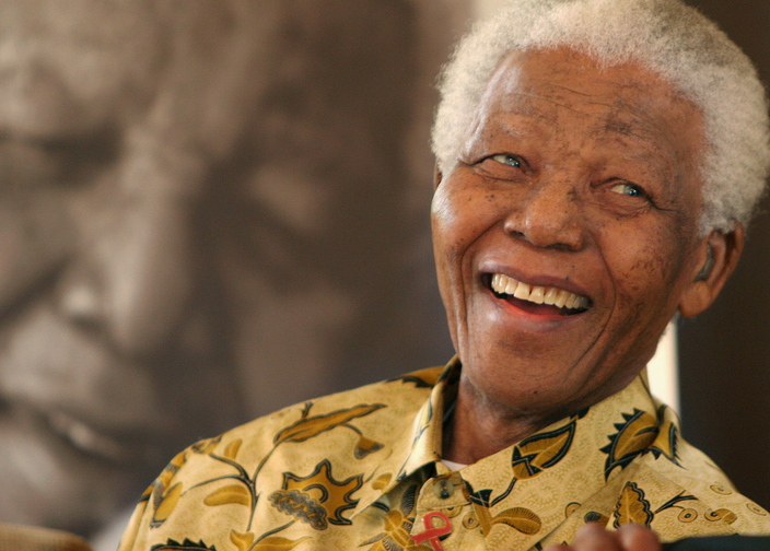 Former South African President Nelson Mandela has died at age 95.