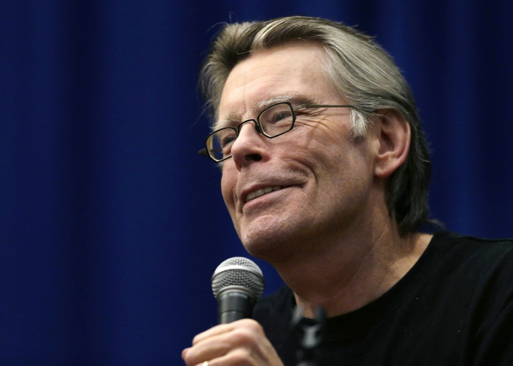Novelist Stephen King has joined Twitter.