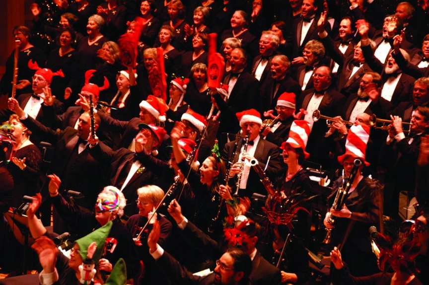 "The Portland Symphony Orchestra presents ""The Magic of Christmas"" at Merrill Auditorium from Friday through Dec. 22."