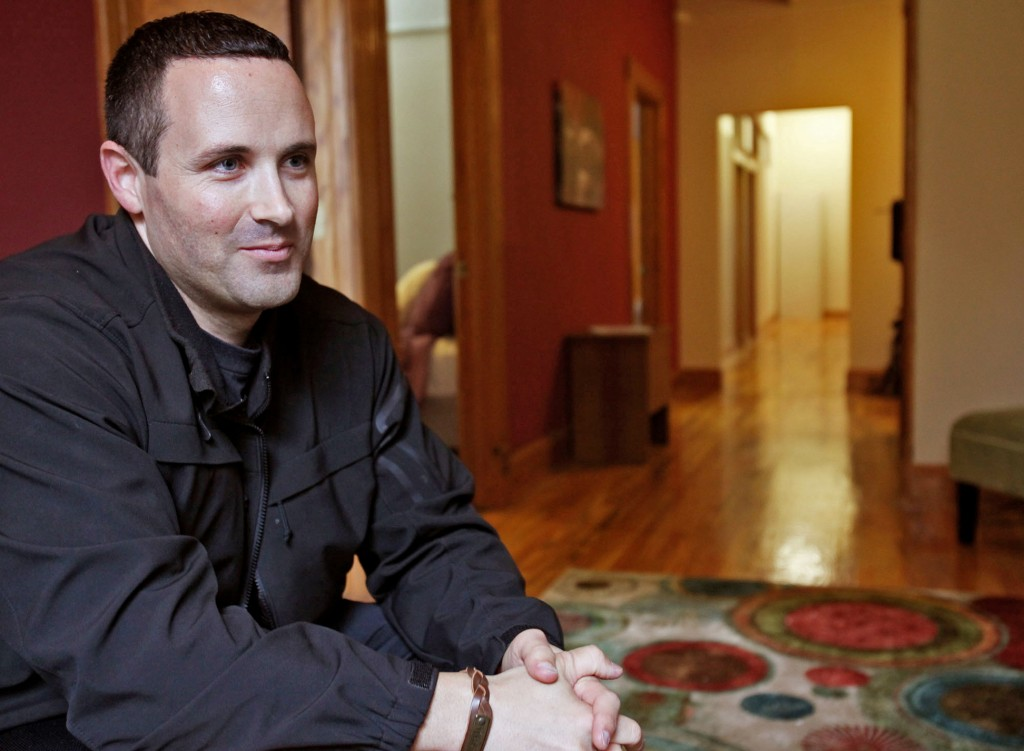 Matthew Hurtado talks about The Snuggle House, where customers can snuggle with professional cuddlers for $60 an hour. Supporters say the business helps people relax through non-sexual touch. But city officials suspect the Snuggle House may be a thinly veiled brothel and cuddling will lead to sexual assault. Hurtado's past is raising red flags; he has filed for bankruptcy twice, written a book about a sex addict meeting a supernatural being and, according to city attorneys, has worked as a stripper.