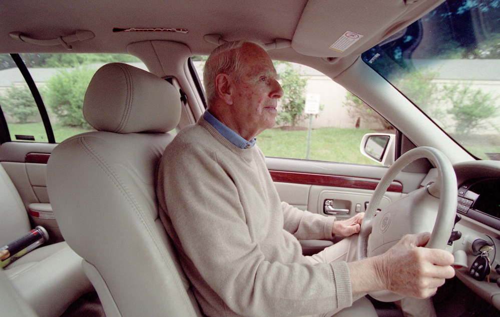 Drivers in general may become more likely to cause an accident as they age, but that doesn't mean every elderly motorist is a risk. In fact, most are not.