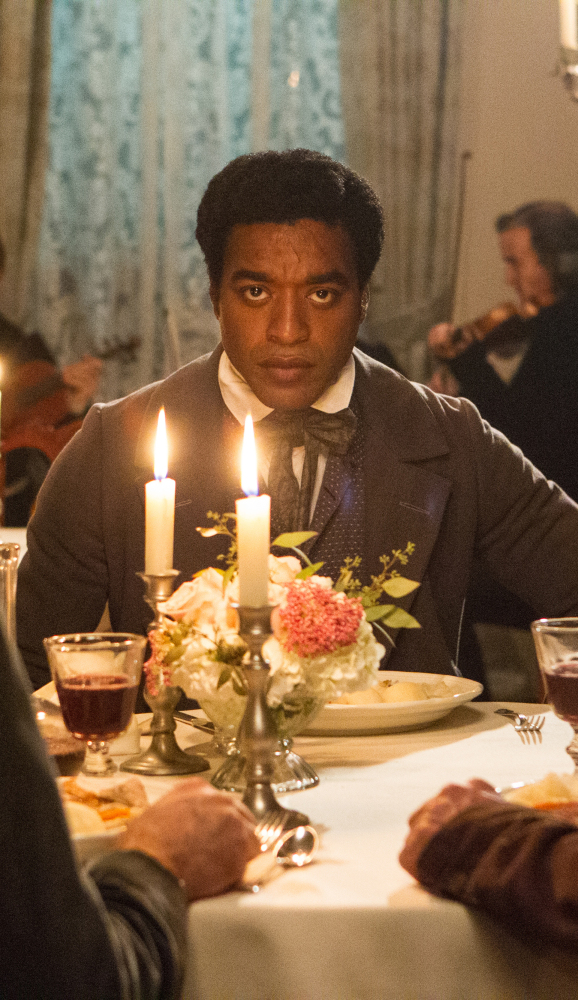 """Chiwetel Ejiofor is nominated for a Screen Actors Guild Award for lead actor for """"12 Years a Slave."""""""