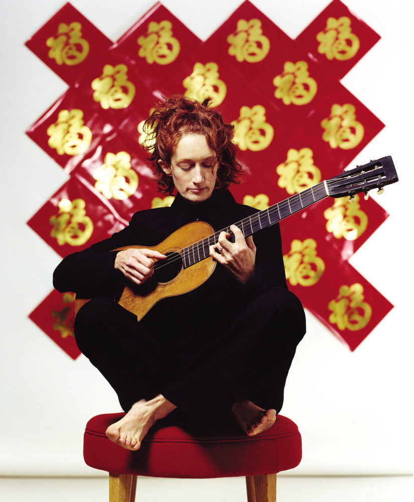 "Patty Larkin will bring her terrific voice and new songs from ""Still Green"" to her show at One Longfellow Square in Portland on Friday."