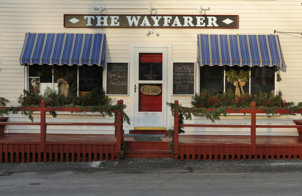 A fixture in Cape Porpoise for more than 50 years, The Wayfarer recently underwent a complete makeover.