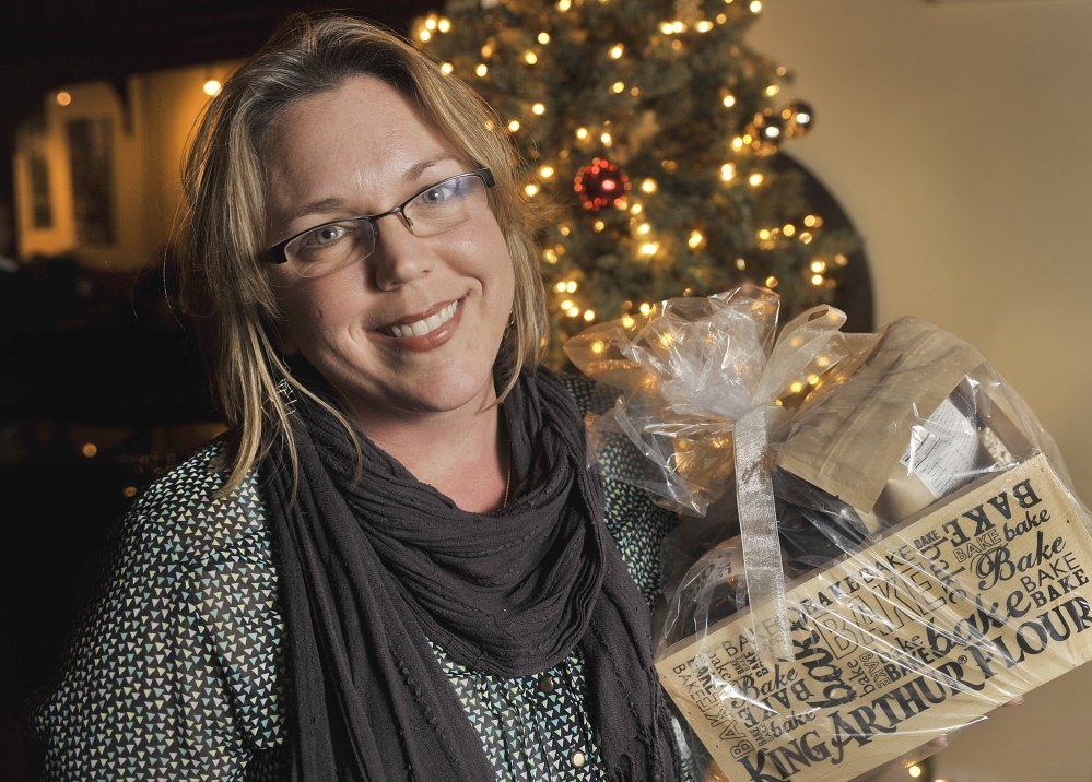 Alexandra Daley-Clark took first place in the competition with her cookies inspired by her Norwegian heritage.